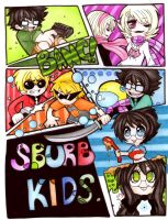 Sburban Kids v2 by Moonzetter