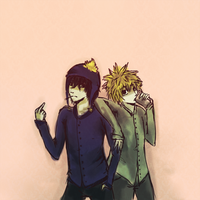 Craig x Tweek by Herzlose