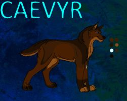 Newest Ref by Caevyr