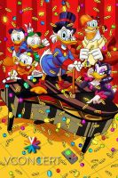 Ducktales by ChicaG