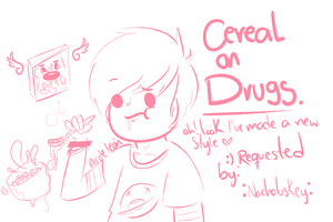 Cereal on Drugs by suyre