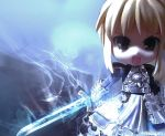 Saber Mighty Edited by peastri