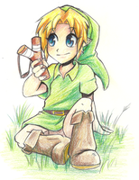 young Link by HylianGuardians