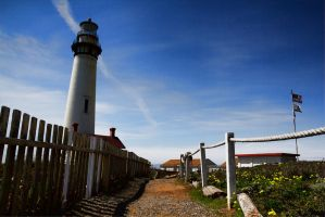 Point Montara Lighthouse by Doogle510