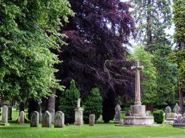 Cemetery 14 by cemacStock