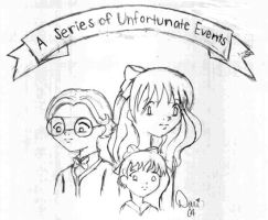 A Series of Unfortunate Events by xMarinx