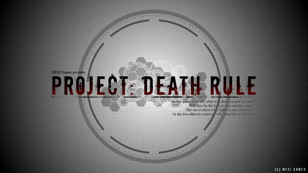 Death Rule Wallpaper by ExecutorHijiri