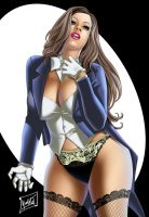 Zatanna by Youdee20