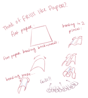 [TUTORIAL] How to draw frills or something. by fuwaffy