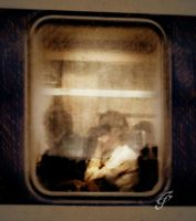 In train by emmasilki