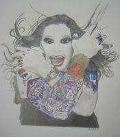Ozzy by donna-j
