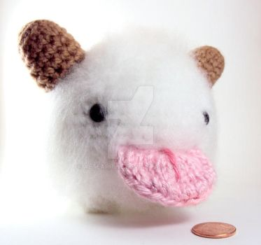 Custom Poro by altearithe