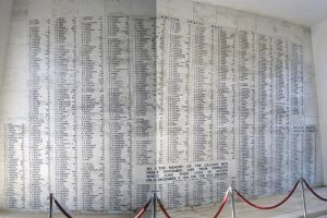 Names Who Died for Freedom by BBMacToma