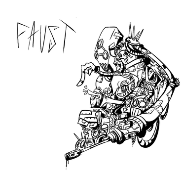 Faust by mumblingmisfit