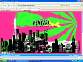 Myspace Revival by Tuile