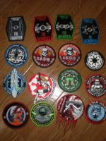 Star Wars Patches by masterbarkeep