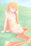 Lily aux cheveux d'or by kimin-san