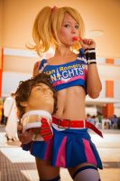 Juliet - Lollipop Chainsaw Cosplay by MishiroMirage