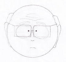 Mr. Garrison by simpsonsfan628