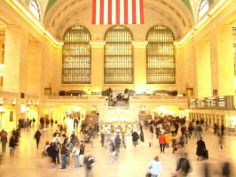 Grand Central Station by natty156