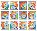 Commission RD expressions by HowXu