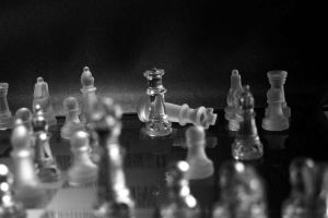 Checkmate by midsummersonata