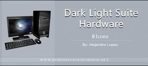 Dark Light Suite Hardware by BlueMalboro