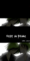 Rest in Peace by demonglitch