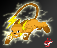 Its Electric by MasterDoggeh