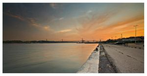 orange Lisbon by arqhugo