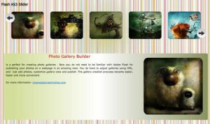 Photo Gallery Builder 0.1 by flashdo