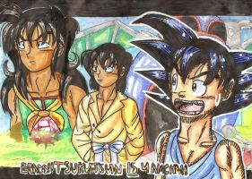 Egads, Tsukutsun is Yamcha by YamchaFan91