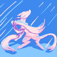 Mienshao with #29 by HoneyShuckle