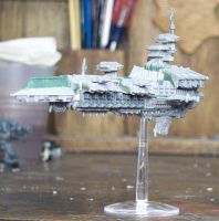 Vengeance-class Grand Cruiser by ROBOPOPE