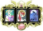 Royal Pony Icons by GreenBellz