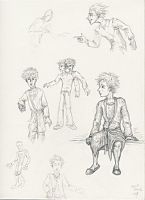 Arthur Dent and Co by The-Redfish