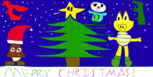 dA Christmas Muro by DandyAndy1989