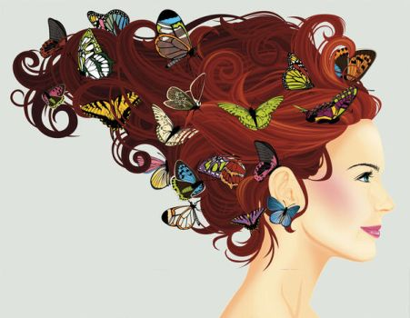 Butterfly by Applemoment