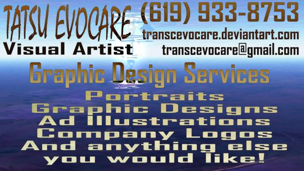 Business Card by transcevocare