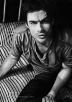 Ian Somerhalder by Sorbetti