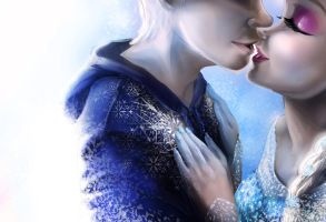 Chilly Kiss by saramena