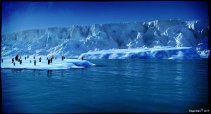 Antartica Vue by dragan45