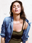 Megan-fox-colour-may-8-2014 by fauxism-org