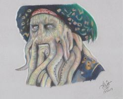 DAVY JONES by PIERNODOYUNA
