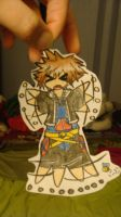 Sora paperchild by beezy63