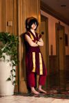 Toph Beifong. by BalthierFlare