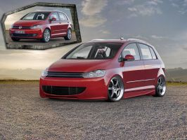 Golf plus tuning by alemaoVT