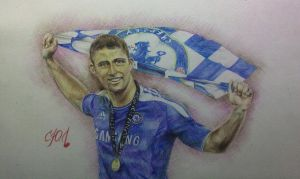 Gary Cahill by julia94s