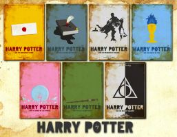 Harry Potter Posters by rehAlone