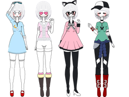 Cute Clothing (export) by UnicornSmuf1